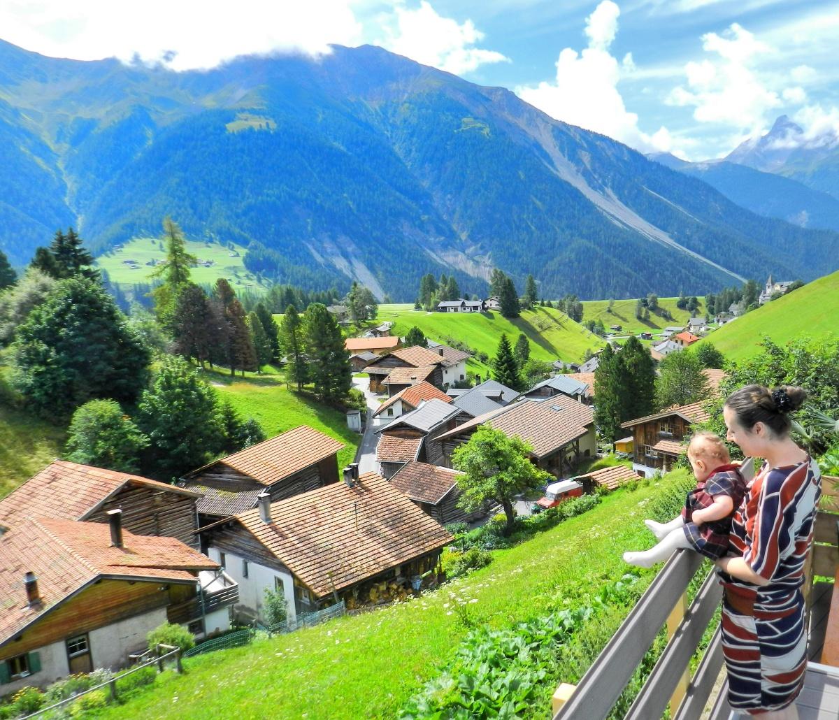 Baştan başa İsviçre gezi rehberi-2 (İsviçre gezilecek yerler-2)