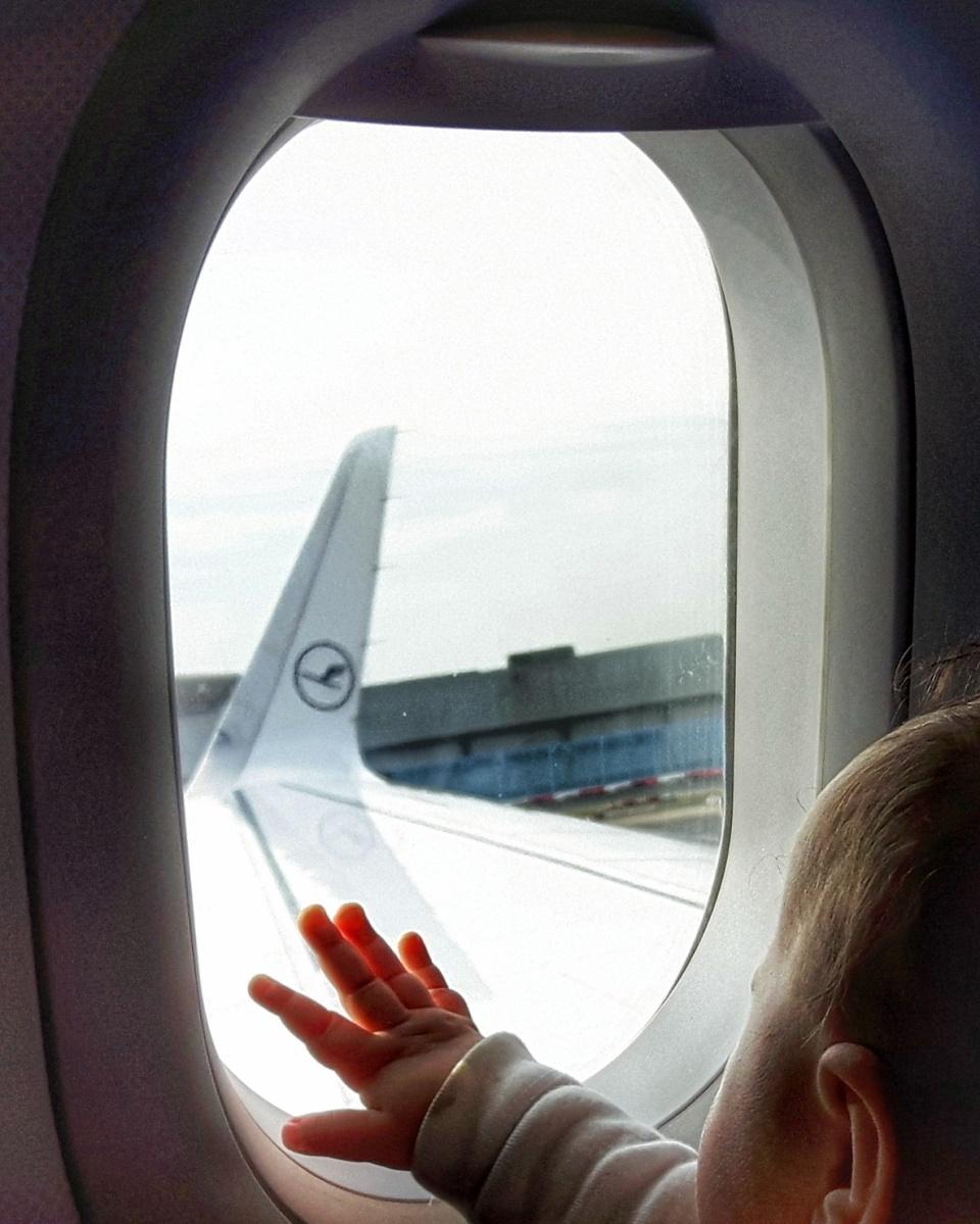 İlk 18 ayda bebekle rahat seyahate ait tüm ipuçları