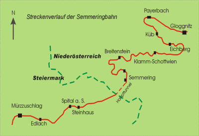 Semmering tren hattı