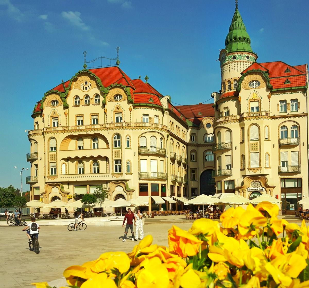 Romanya Cluj-Napoca- Oredea arası gezilecek yerler